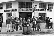 Restaurant El Dorado - Banos, Ecuador