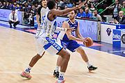 DESCRIZIONE : Campionato 2014/15 Serie A Beko Dinamo Banco di Sardegna Sassari - Acqua Vitasnella Cantu'<br /> GIOCATORE : Stefano Gentile<br /> CATEGORIA : Passaggio<br /> SQUADRA : Acqua Vitasnella Cantu'<br /> EVENTO : LegaBasket Serie A Beko 2014/2015<br /> GARA : Dinamo Banco di Sardegna Sassari - Acqua Vitasnella Cantu'<br /> DATA : 28/02/2015<br /> SPORT : Pallacanestro <br /> AUTORE : Agenzia Ciamillo-Castoria/L.Canu<br /> Galleria : LegaBasket Serie A Beko 2014/2015