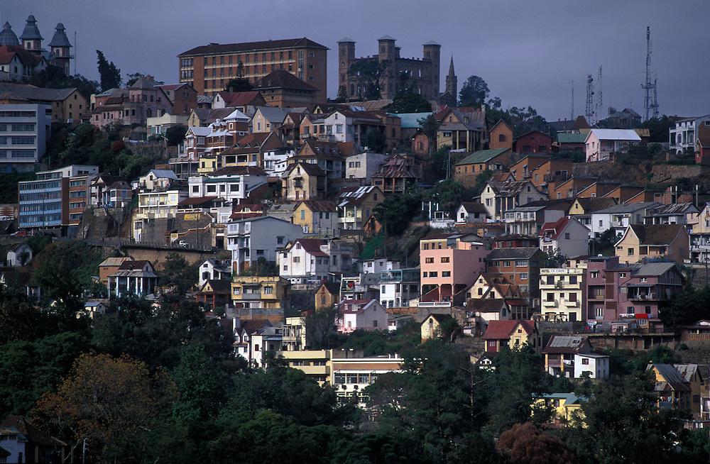 Antananarivo (Tana), capital city of Madagascar