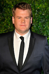 James Corden attends the 58th London Evening Standard Theatre Awards in association with Burberry, London, UK, November 25, 2012. Photo by Chris Joseph / i-Images.