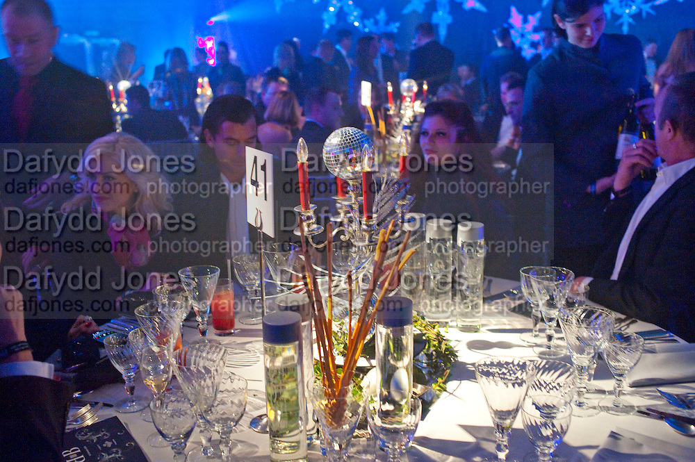 GWEN STEFFANI; GAVIN ROSSDALE; JOHNNIE SHAND KYDD, A Winter in New York. The Berkeley Square Ball. Portman sq. London. 3 December 2009