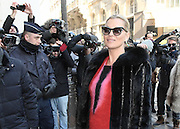 Kate Moss - DEFILE LOIS VUITTON MEN AUTUMN WINTER 2017-2018 DURING THE FASHION WEEK OF PARIS, 19 JANUARY 2017 - FRANCE<br /> ©Exclusivepix Media