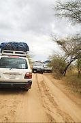 Africa, Ethiopia, A safari on the dirt roads of southern Ethiopia