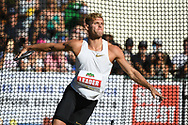 Kevin Mayer (FRA) competes and make the new world record on Decathlon during the IAAF's Decastar World Combined Events Challenge on September 15 to 16 , 2018 in Talence, southwestern France - Photo Stephane Kempinaire / KMSP / ProSportsImages / DPPI