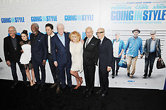 'Going In Style' NY Premiere 30 mar 2017