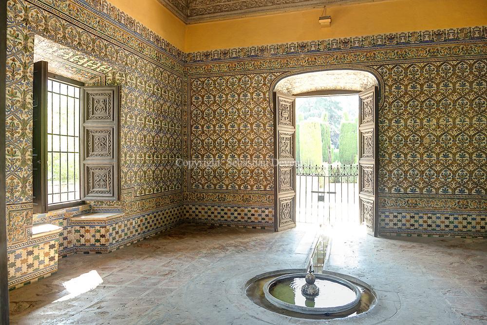 Real Alcazar Gardens