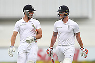 Cricket - England Tour to South Africa
