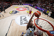 Sutton Dominique<br /> EA7 Olimpia Milano - Dolomiti Energia Aquila Trento<br /> Legabasket Serie A 2017/18<br /> Finali, Gara 01<br /> Milano. 05/06/2018<br /> Foto MarcoBrondi / Ciamillo-Castoria