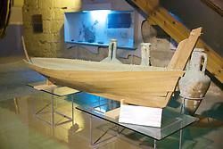 Model Of Ship, Girne Castle