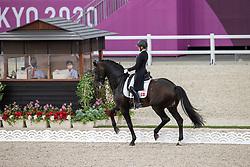 Merrald Nanna Skodborg, DEN, Zack, 121<br /> Olympic Games Tokyo 2021<br /> © Hippo Foto - Stefan Lafrentz<br /> 27/07/2021no