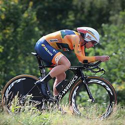 21-06-2017: Wielrennen: NK Tijdrijden: Montferland      <br /> s-Heerenberg (NED) wielrennen  <br /> Chantal Blaak