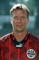 Fotball<br /> Bundesliga Tyskland<br /> Foto: Witters/Digitalsport<br /> NORWAY ONLY<br /> <br /> Johnny EKSTRÖM<br /> Fussballspieler Eintracht Frankfurt 01.06.1995
