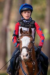 Sels Olivier, BEL, Super-LJ<br /> LRV Ponie cross - Zoersel 2018<br /> © Hippo Foto - Dirk Caremans<br /> 28/10/2018