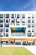 Aloft Hotels, Downtown Durham, North Carolina | Architect: Philip Szostak