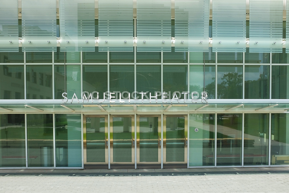 Samueli Theater at the Segerstrom Center for the Arts