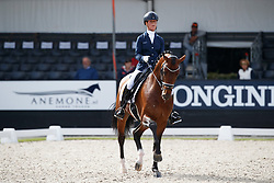 Cornelissen Adelinde, NED, Henkie<br /> Longines FEI/WBFSH World Breeding Dressage Championships for Young Horses - Ermelo 2017<br /> © Hippo Foto - Dirk Caremans<br /> 03/08/2017