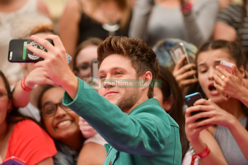 June 18, 2017 - Toronto, Ontario, Canada - NIALL HORAN arrives at the 2017 iHeartRADIO MuchMusic Video Awards at MuchMusic HQ on June 18, 2017 in Toronto (Credit Image: © Igor Vidyashev via ZUMA Wire)