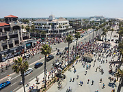 Huntington Beach Covid19 Freedom Rally