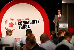 Bristol City Community Trust host their awards evening to celebrate students graduating from their courses - Mandatory by-line: Robbie Stephenson/JMP - 30/06/2017 - FOOTBALL - Ashton Gate - Bristol, United Kingdom - BCCT Awards Evening