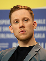 Actor Joe Cole at the press conference for the film One of These Days at the 70th Berlinale International Film Festival, on Saturday 22nd February 2020, Hotel Grand Hyatt, Berlin, Germany. Photo credit: Doreen Kennedy