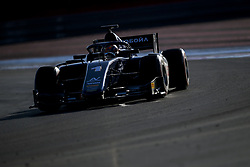 March 7, 2018 - Le Castellet, France - ARTEM MARKELOV of Russia and Russian Time drives during the 2018 Formula 2 pre season testing at Circuit Paul Ricard in Le Castellet, France. (Credit Image: © James Gasperotti via ZUMA Wire)