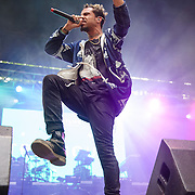 COLUMBIA, MD - May 31, 2015 - Vince Staples performs at the 2015 Sweetlife Festival at Merriweather Post Pavilion in Columbia, MD. (Photo by Kyle Gustafson / For The Washington Post)