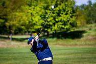 11-05-2019 Foto's NGF competitie hoofdklasse poule H1, gespeeld op Drentse Golfclub De Gelpenberg in Aalden. Houtrak 1 - Mike Korver