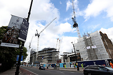 White Hart Lane Construction General Views - 15 May 2017