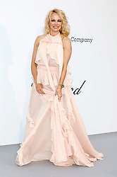 May 23, 2019 - Antibes, Alpes-Maritimes, Frankreich - Pamela Anderson attending the 26th amfAR's Cinema Against Aids Gala during the 72nd Cannes Film Festival at Hotel du Cap-Eden-Roc on May 23, 2019 in Antibes (Credit Image: © Future-Image via ZUMA Press)