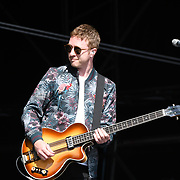 Miles Kane at RiZE Festival 2018 at Hylands Park, Chelmsford on 17 August 2018, UK.