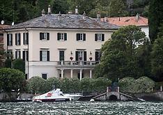 Heavy security around the Villa Oleandra - 24 June 2019