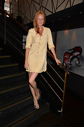 Olivia Inge at the Quaglino's Q Legends Summer Launch Party hosted by Henry Conway at Quaglino's, 16 Bury Street, London England. 18 July 2017.<br /> Photo by Dominic O'Neill/SilverHub 0203 174 1069 sales@silverhubmedia.com