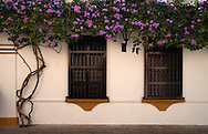 Walking the streets of the historic center of Cartagena de Indias