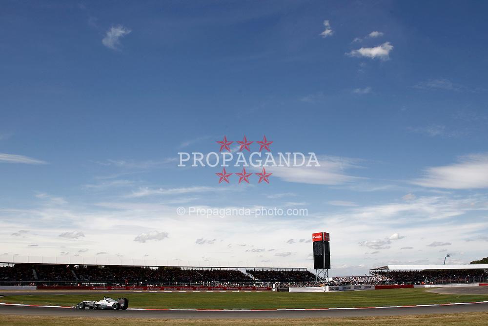 Motorsports / Formula 1: World Championship 2010, GP of Great Britain, 04 Nico Rosberg (GER, Mercedes GP Petronas),