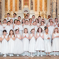 St Ann 2014 First Communion May 3, 2014 11:00 AM