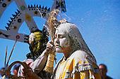 Apache sunrise dance, USA