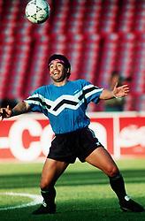 June 30, 1991 - 910630 Fotboll: Diego Maradona, Argentina..© Bildbyran - dia (Credit Image: © Bildbyran via ZUMA Press)