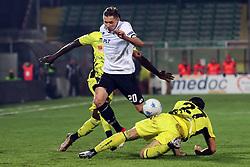 """Foto Filippo Rubin<br /> 06/03/2018 Cesena (Italia)<br /> Sport Calcio<br /> Cesena - Pro Vercelli - Campionato di calcio Serie B ConTe.it 2017/2018 - Stadio """"Dino Manuzzi""""<br /> Nella foto: KUPISZ TOMASZ (CESENA)<br /> <br /> Photo by Filippo Rubin<br /> March 06, 2018 Cesena (Italy)<br /> Sport Soccer<br /> Cesena - Pro Vercelli - Italian Football Championship League B 2017/2018 - """"Dino Manuzzi"""" Stadium <br /> In the pic: KUPISZ TOMASZ (CESENA)"""
