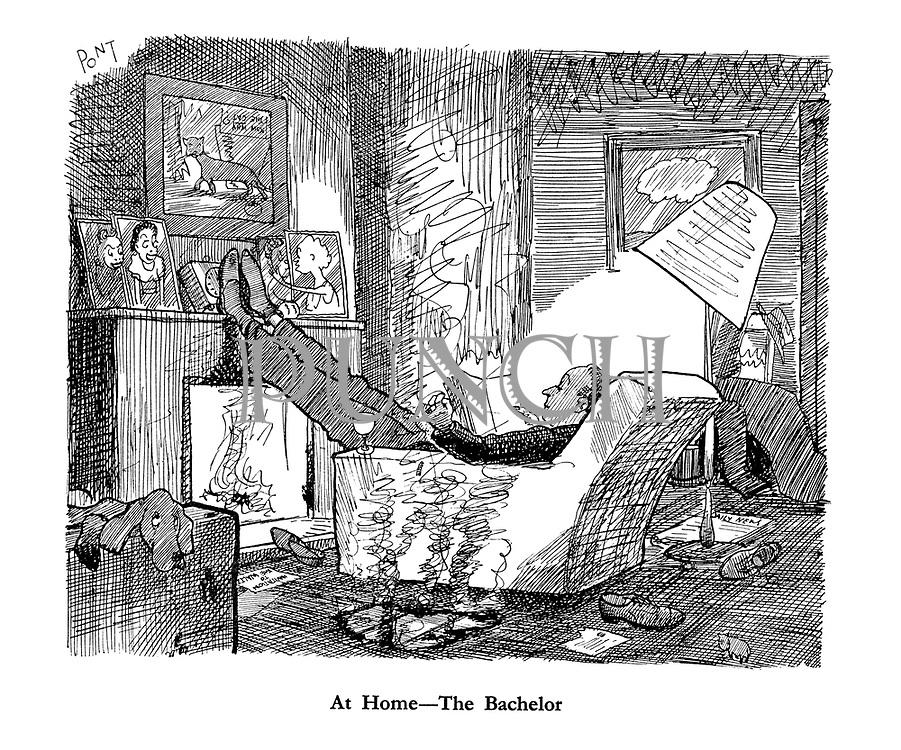 At Home - The Bachelor
