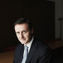 PARIS, FRANCE. NOVEMBER 2, 2010. Christophe Eck, Managing Director at Gide Loyrette Nouel, a law firm. (photo: Antoine Doyen)