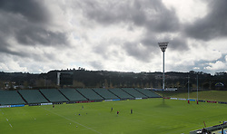 Lions Kickers during the training session at the QBE Stadium, North Shore City.