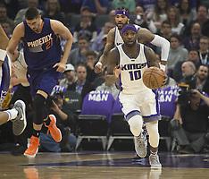 Sacramento Kings vs Phoenix Suns 11 Apr 2017