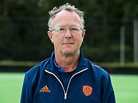 UTRECHT - Video  analist Lars Gillhaus.   Trainingsgroep Nederlands Hockeyteam dames in aanloop van het WK   COPYRIGHT  KOEN SUYK