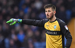 Sheffield Wednesday goalkeeper Joe Wildsmith