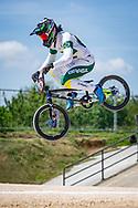 2021 UCI BMXSX World Cup 1&2<br /> Verona (Italy) - Friday Practice<br /> ^me#500 REZENDE, Renato (BRA, ME) Penks