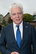 Jan Slagter, oprichter en presentator van Omroep MAX is benoemd tot officier in de Orde van Oranje-Nassau.