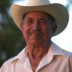 Dallas, TX AUG04:  Senior hispanic man<br /> ©Bob Daemmrich