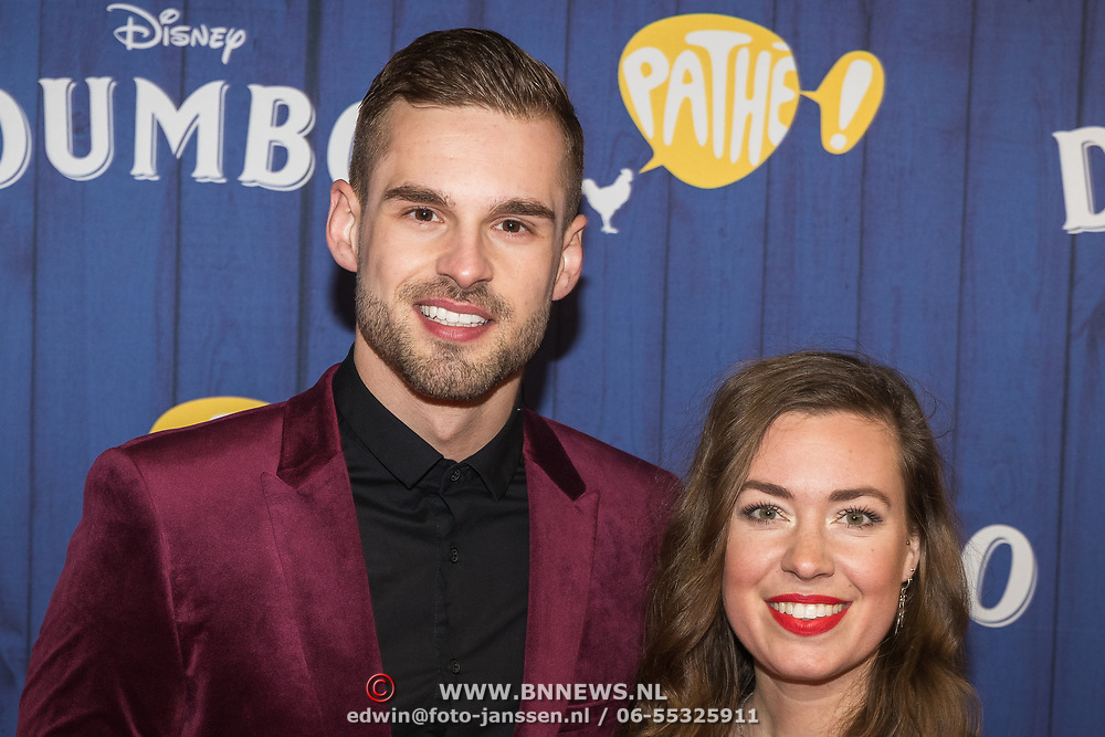 NLD/Amsterdams/20190326 - Filmpremiere Dumbo,