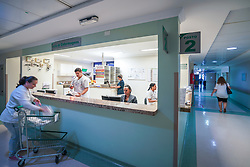 O Hospital Independência é um hospital de Porto Alegre, Brasil e tem como sua mantenedora a Sociedade Sulina Divina Providência. Com 90 leitos para traumatologia e ortopedia, é o segundo maior hospital da cidade nesta área. FOTO: Jefferson Bernardes/ Agência Preview