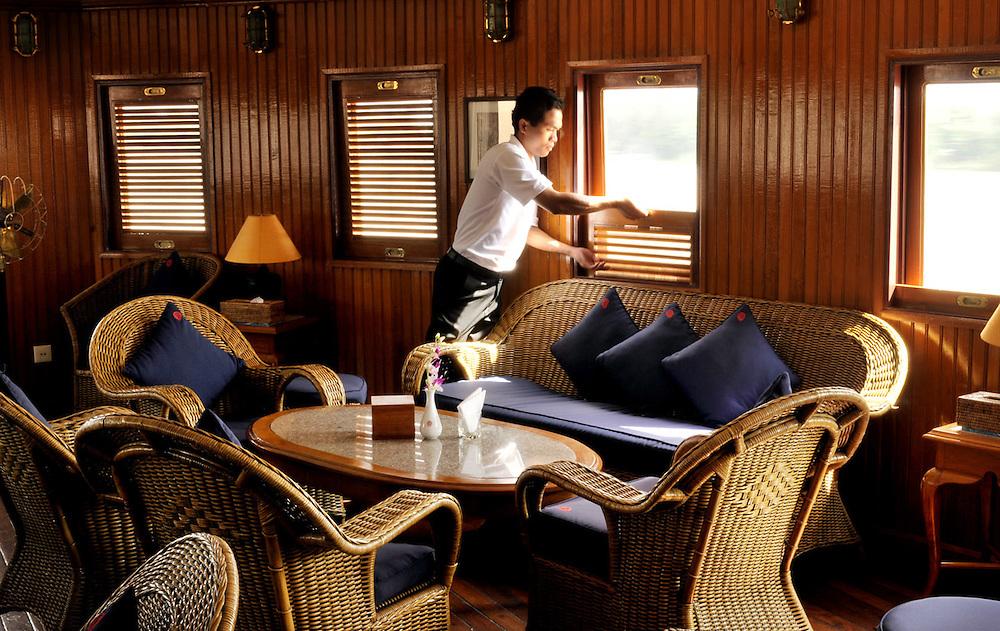 Pandaw Riverboat.